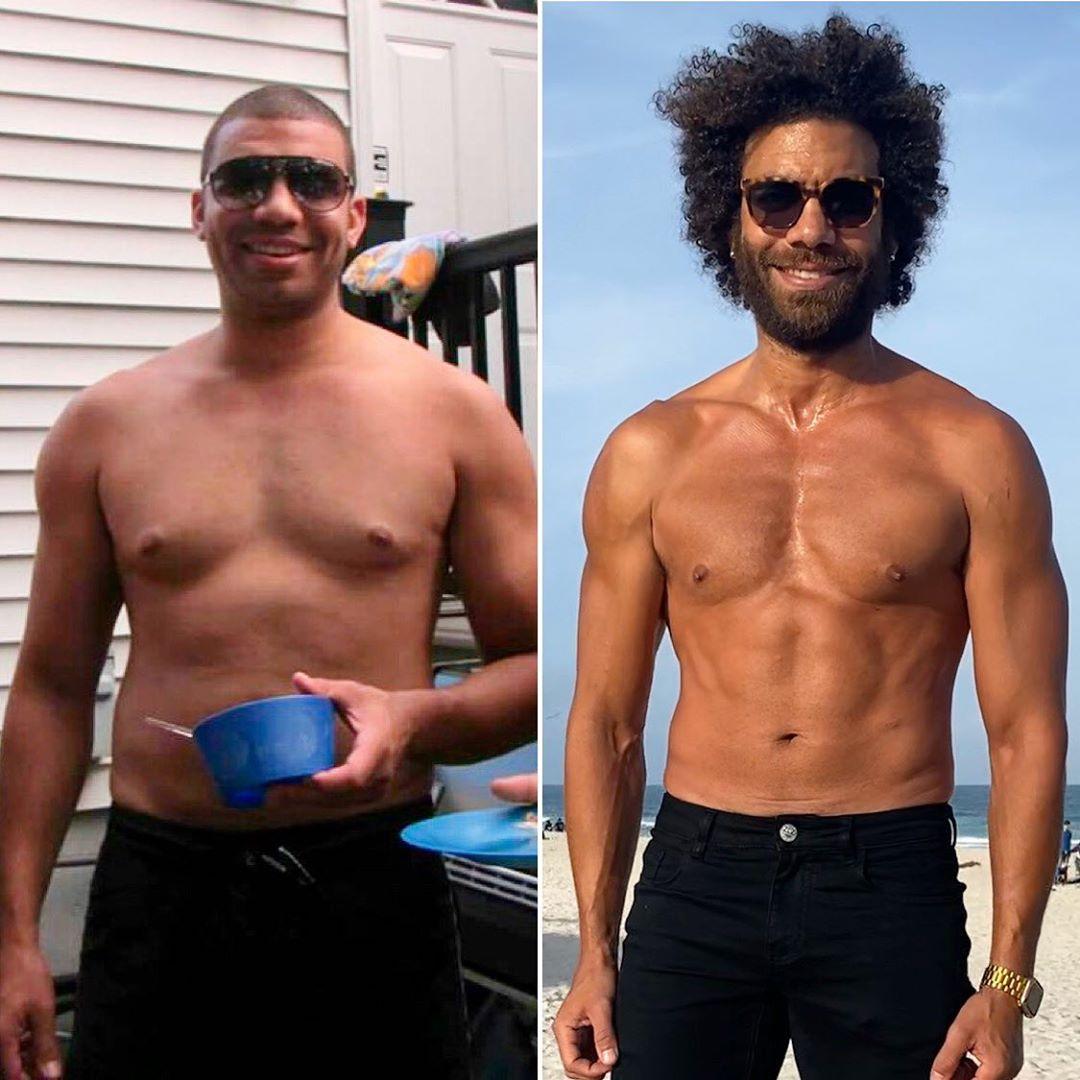 Blake Horton Intermittent Fasting Transformation @Blake_201