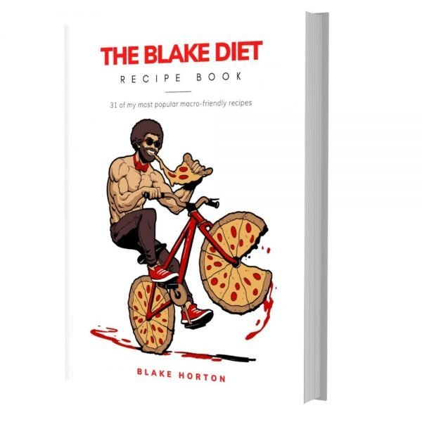 The Blake Diet Recipe Book - Intermittent Fasting Recipes